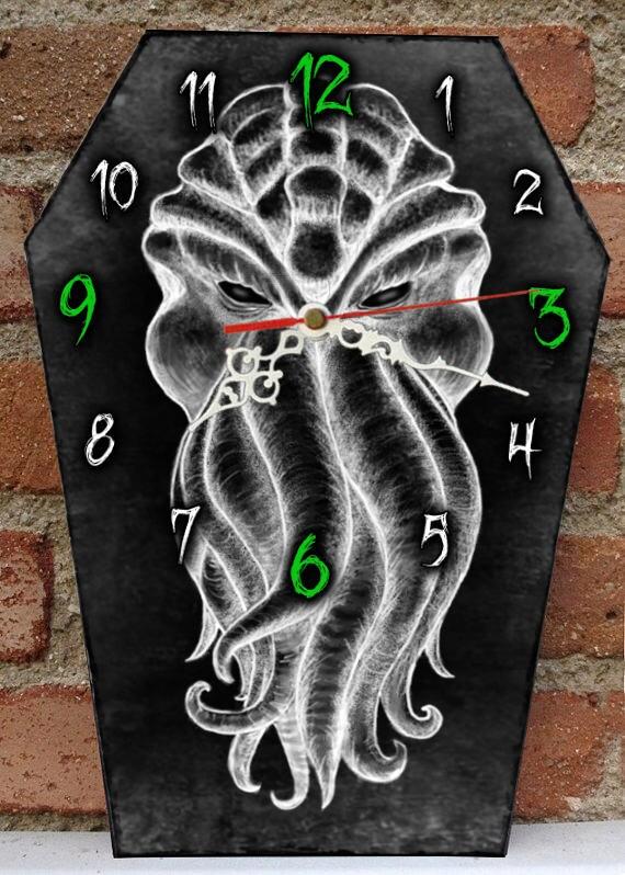 Reloj Cthulhu