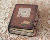 Printable Journal Kit - Lady Writer - Junk Journal Kit, Journal Pages, Vintage Ephemera, Digital Download
