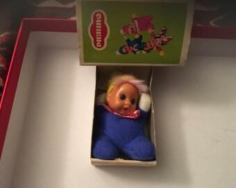 Reduced. Vintage Pierino matchbox doll 1960/1970 originalbox
