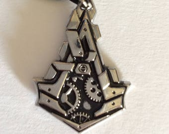 Assassin's Creed Syndicate Logo Necklaces