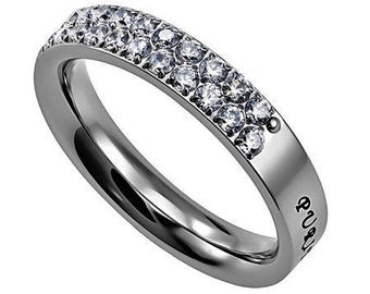 """Covenant Ring """"Purity"""""""