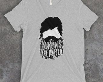 Yukons Beard Tshirt, Original Design