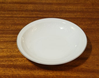 Modern China & Table Institute Enchantment  7 1/2  inch rim soup bowl