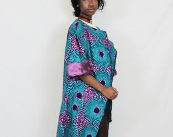 Afro-Kimono jacket
