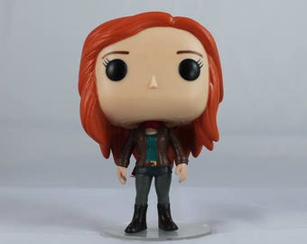 Custom Funko Pop! of Doctor Who's Amy Pond (The Vampires of Venice)
