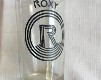 Roxy Nightclub,Hollywood Nightclub,Rock n Roll Gift,Sunset Strip,Hollywood Landmark,Rock Music Gift,Concert Souvenir,Music Collectible,Roxy