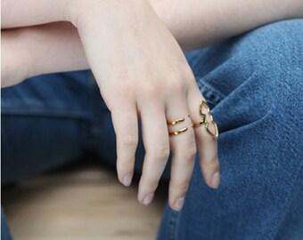 Ama Open Ring