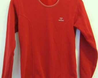 Marked Down 50%@@A Tween Girl's Vintage 90's,Long Sleeve Spongy VELOUR ASIAN Top by HMYANG.L(12/14)