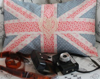 Pillow British Flag