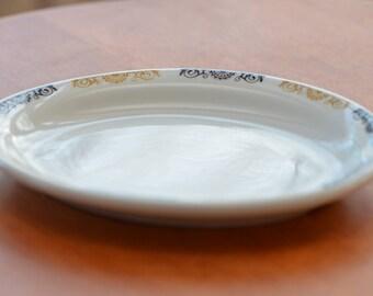 Unique Shenango China Relish Platter