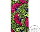 AFROOPRINTS   Phone box African Wax Prints XLVIII