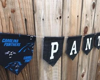 Carolina panthers banner