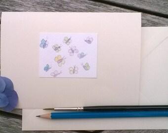 Greeting Cards Handmade Butterflies