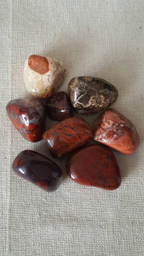 Breciated Jasper // Healing // Gift // Altar