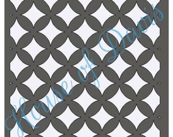 Circle Stencil - 12x12