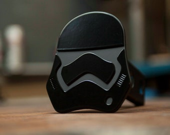 Star Wars Death Trooper - Rouge One - Blacked Out Trailer Hitch Cover