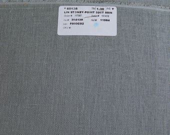 32 ct. Stoney Point Linen (1/8th yard pricing)