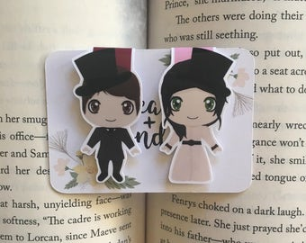 Stalking Jack The Ripper Inspired Bookmarks