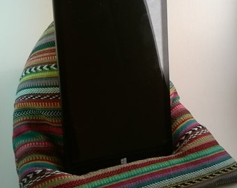 S - 473 Tablet stand-  ethnic colour!