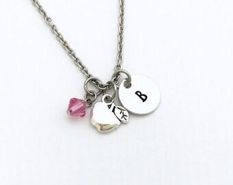 Personalized Teacher Jewelry - Teacher Appreciation Jewelry - Teacher Appreciation Necklace - Teacher Appreciation Gift - Teacher Gift