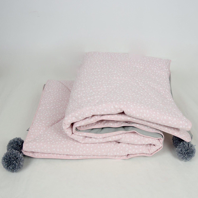 Tirar de la manta edredón niño ropa de cama colcha