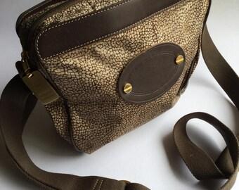 Vintage Bag Bourbonnais Borbonese Redwall Redwall-vintage Bag