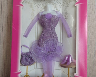 NRFB Barbie Party Fashion Avenue in original box 1996 Mattel