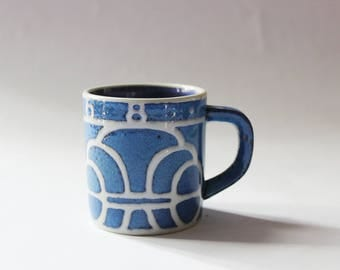 Royal Copenhagen Annual Mug 1968 by Ellen Malmer, Small