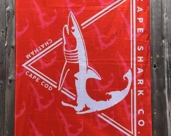 Cape Shark Co. Flag