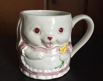 Otagiri Rabbit Mug