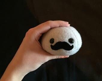 Mustache Mochis - Plushies