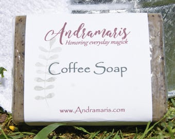 Coffee Soap NOW