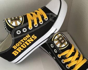 Boston Bruins Tennis Shoe's