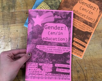 Gender and Education Zine