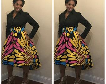 African clothing/ skirt for women