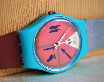 Horus Vintage Swatch Watch