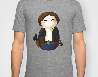 Han solo (inspired) T-shirt