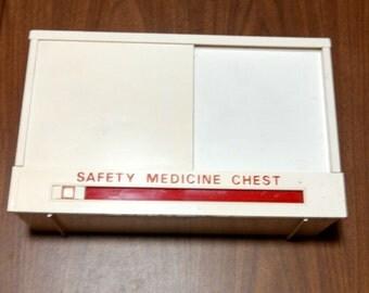 vintage Namir Industries, Safety Medicine Chest