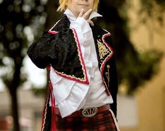Len Kagamine Vocaloid cosplay costume anime game manga