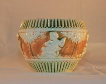 Roseville Donatello Pottery