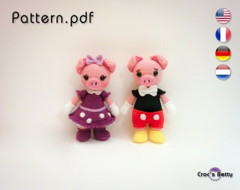 Pattern - Patachou & Polochon