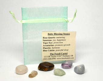 Baby Blessing Stones
