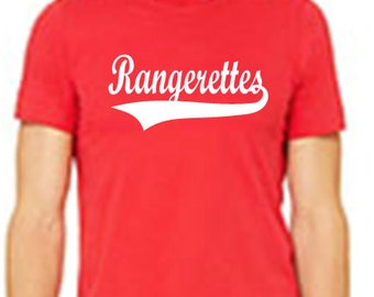 Rangerette T SHIRT (Toddler-ADULT)
