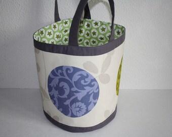 Large market bag round bag