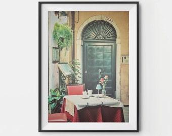 Italy Wall Art, Italian Wall Art, Door Wall Art, Italy Home Decor,