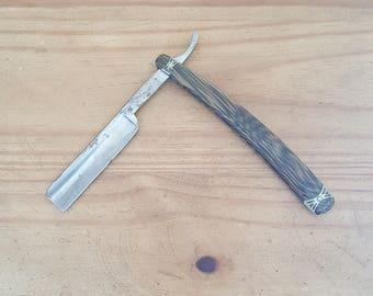 "Genco ""Old Dutch"" straight razor, made in Geneva, NY"