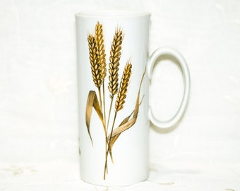 Royal Worcester Wild Harvest Tall Drinking Mug or Beer Stein - 6 Available