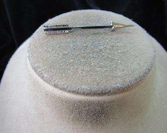 Vintage Silvertone Arrow Pin