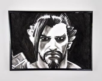Hanzo Shimada from Overwatch