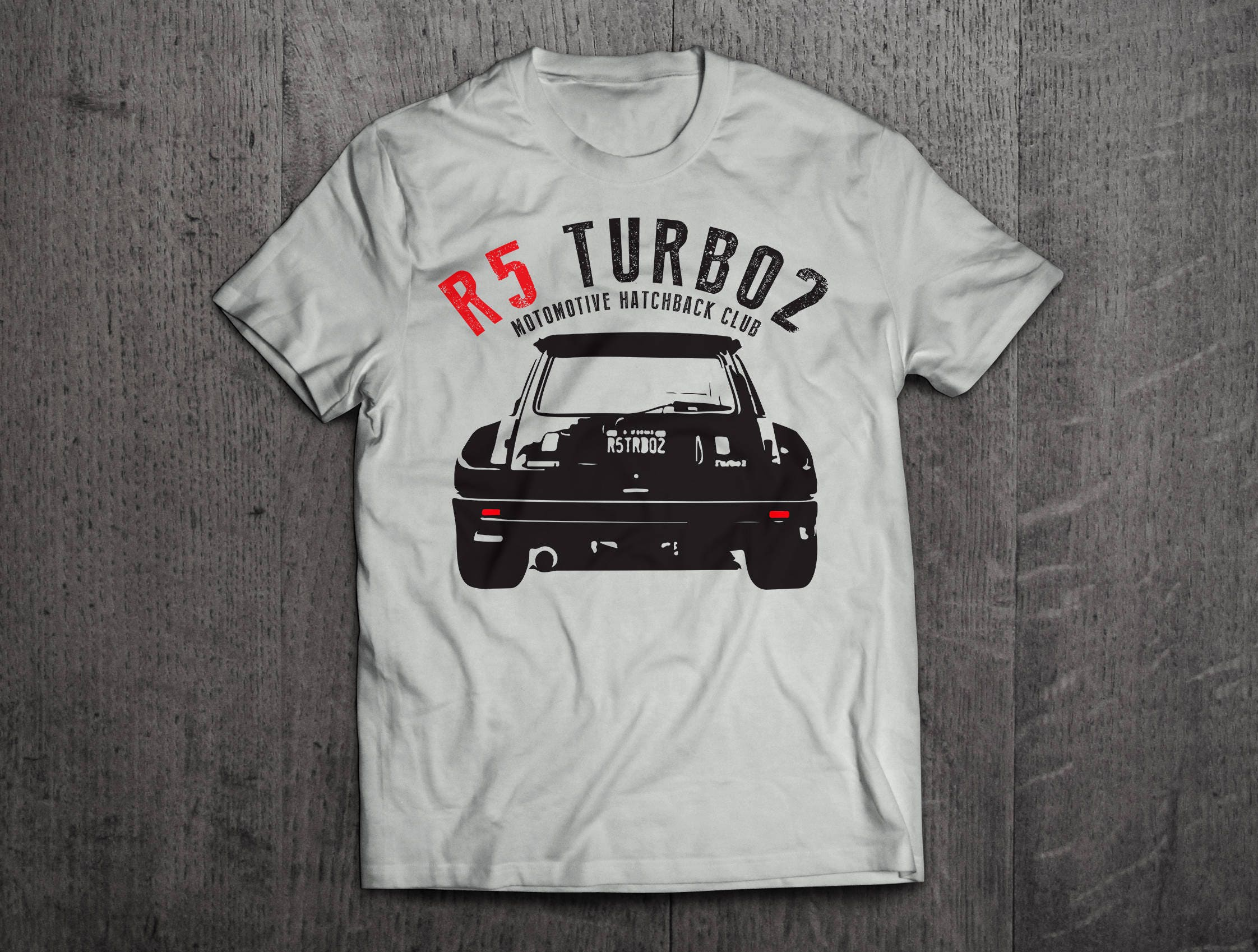 renault shirts renault 5 turbo t shirts classic renault. Black Bedroom Furniture Sets. Home Design Ideas